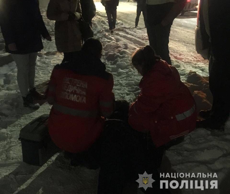 Под Киевом двое неизвестных зарезали 53-летнего мужчину