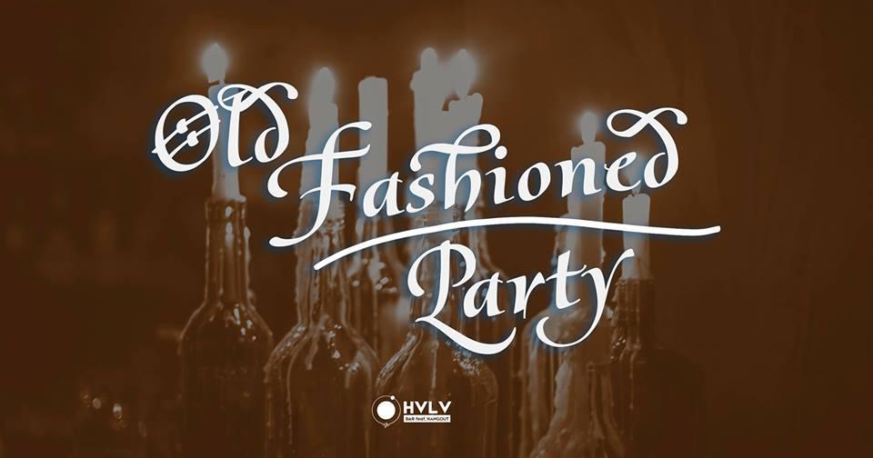 Свечи, джаз, спокойные разговоры и много твистов на самый старомодный напиток в баре HVLV