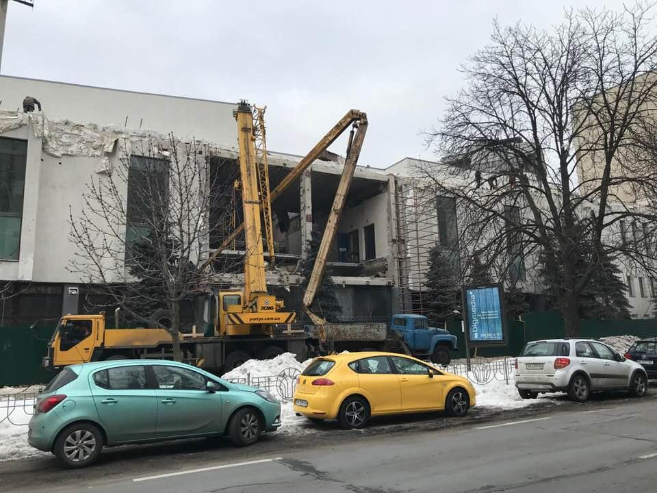 Реконструкцию планируют закончить 1 мая 2019