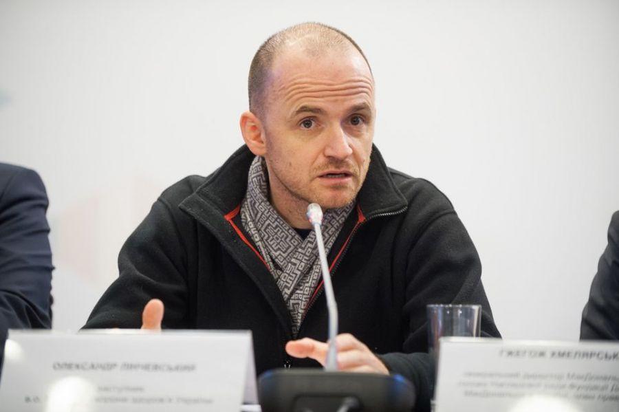Александр Линчевский, замминистра здравоохранения