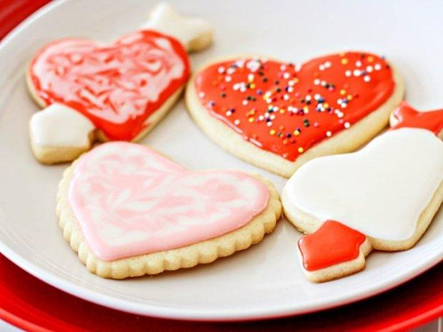 Ароматные печеньки с имбирем растопят любое сердце