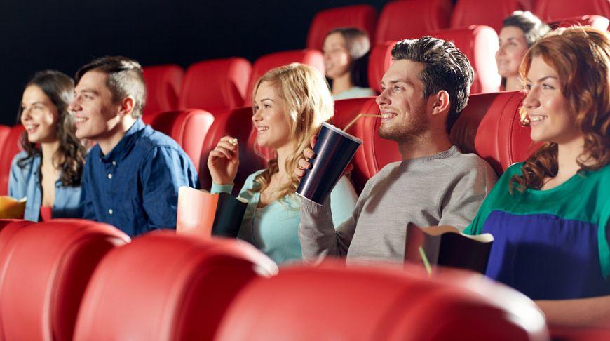 Просмотр фильма в хорошей компании - что может быть прикольнее?