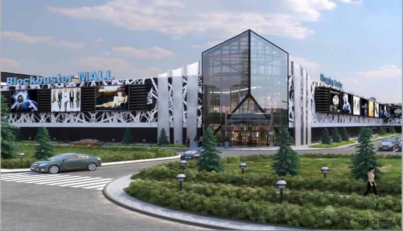 Все ТРЦ, открытие которых запланировано на первый квартал 2019 года, должны были открыться еще в конце 2018. Не стал исключением иBlockbuster Mall