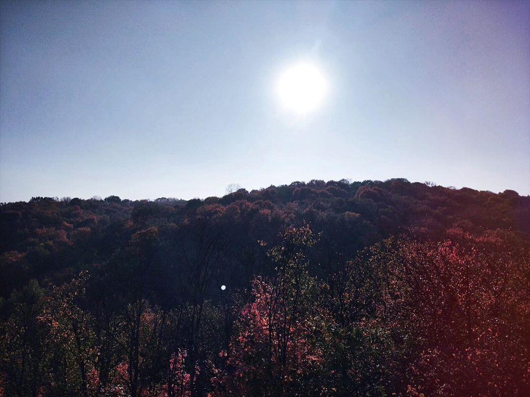 Прекрасный и незабываемый - Лысая гора может быть и такой - @k.lil_