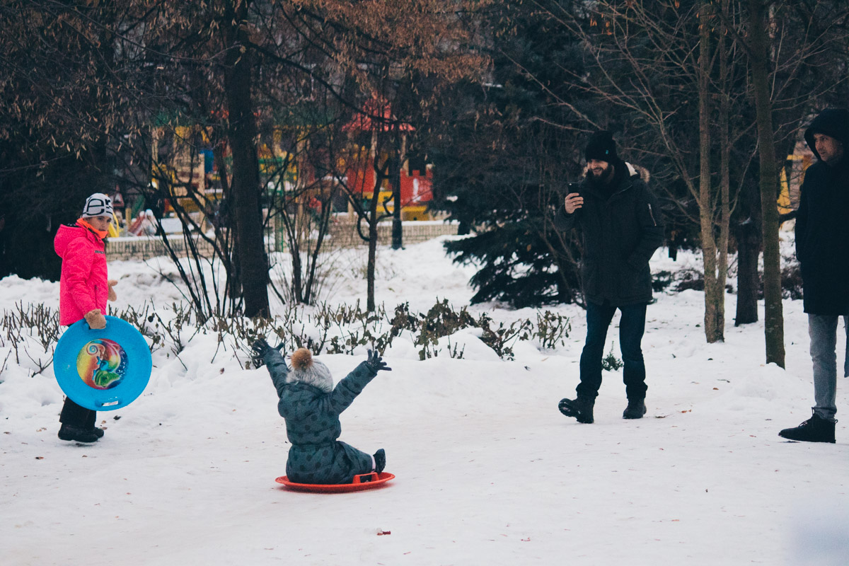 Именно в такие моменты понимаешь, что все снежные пробки стоят того, чтобы получать потом искренние эмоции
