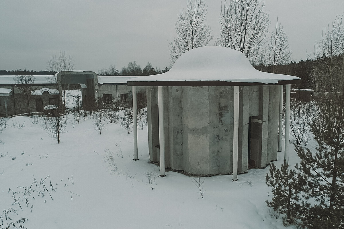 Кроме самого кладбища, планируют соорудить колумбарий и крематорий