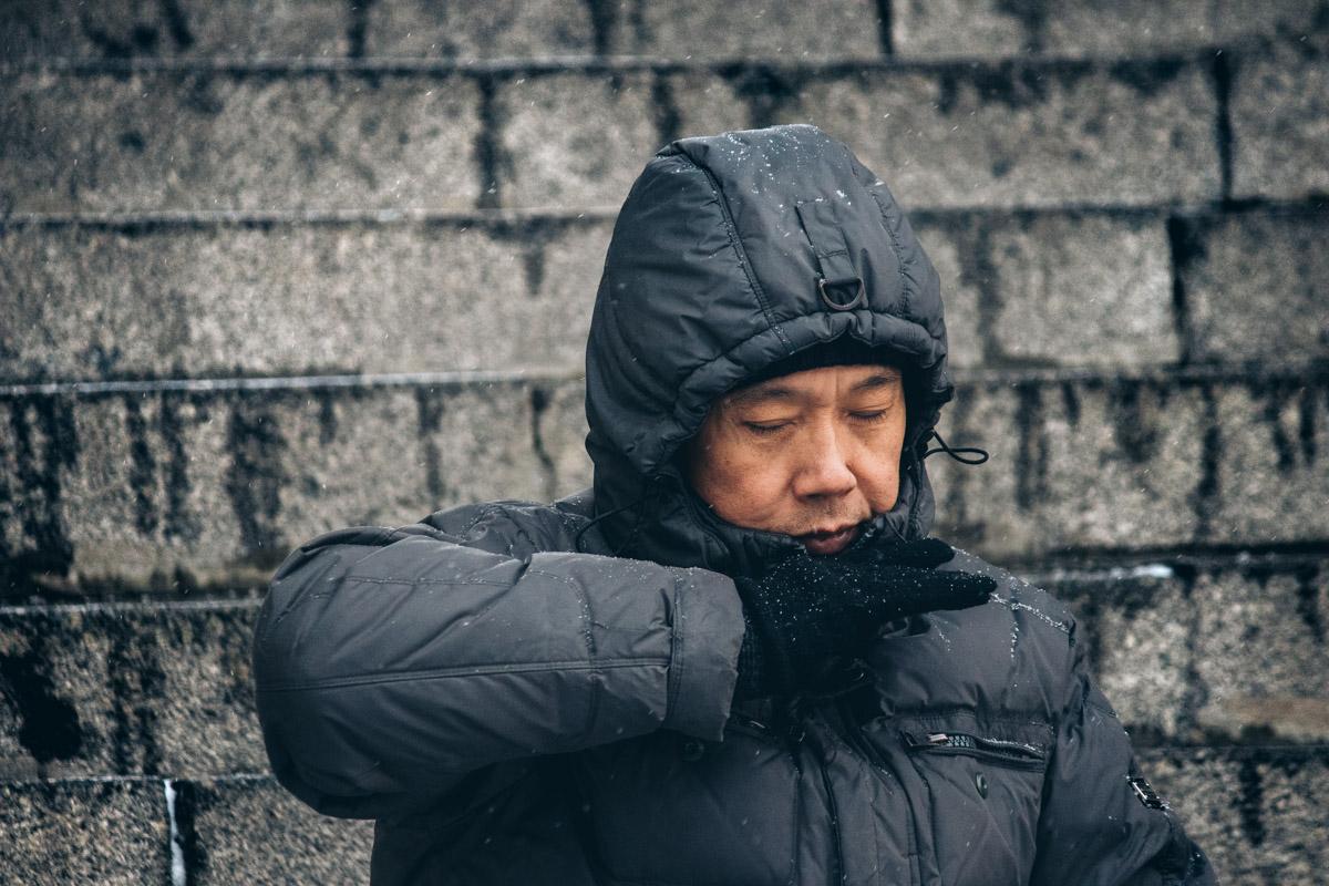 Погода точно как в Тибете