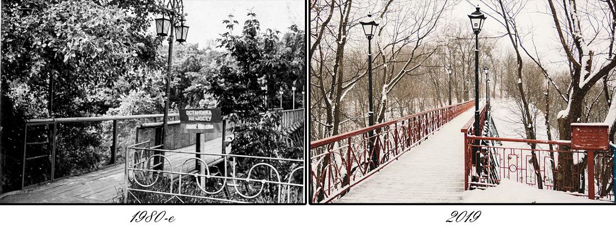 Самая масштабная реконструкция коснулась моста в 1983 году - он фактически был отстроен заново