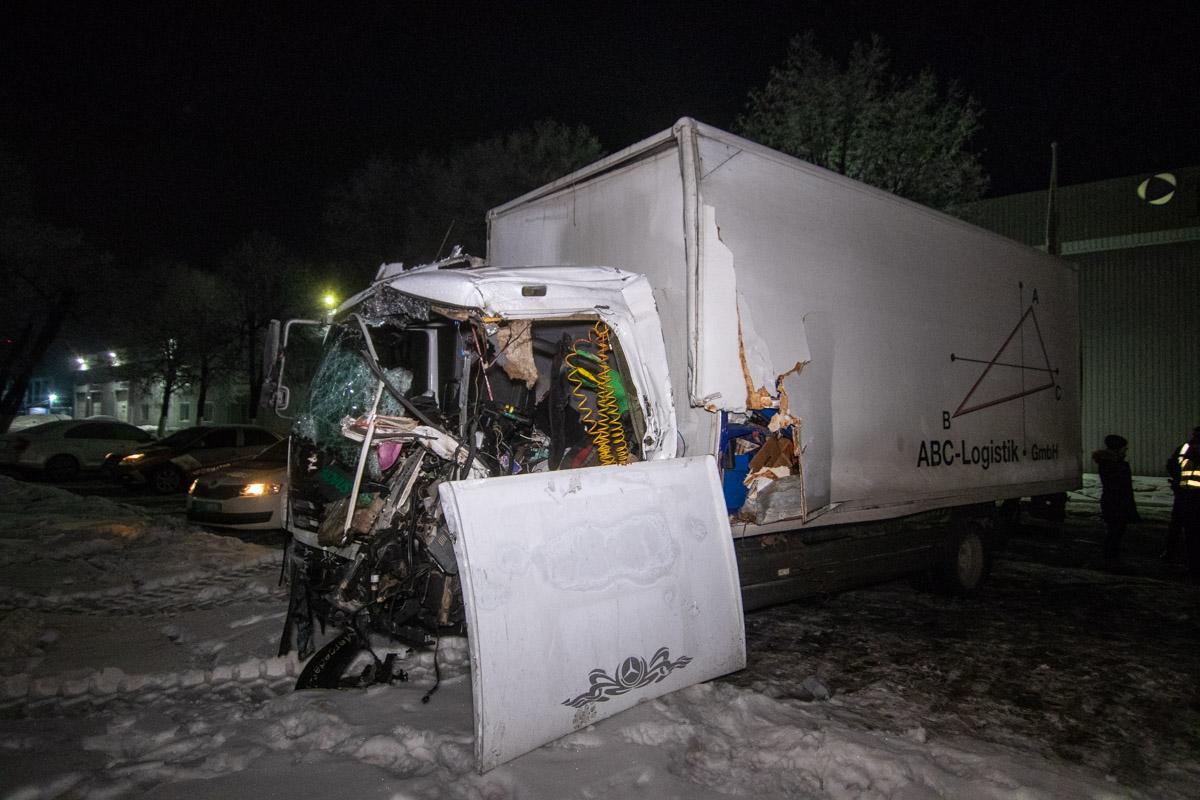 20 января в Киевской области произошло смертельное ДТП