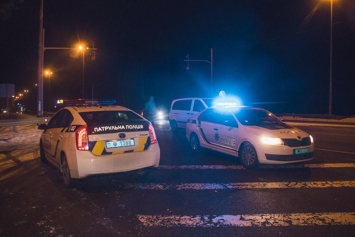 В результате аварии был госпитализирован водитель Renault