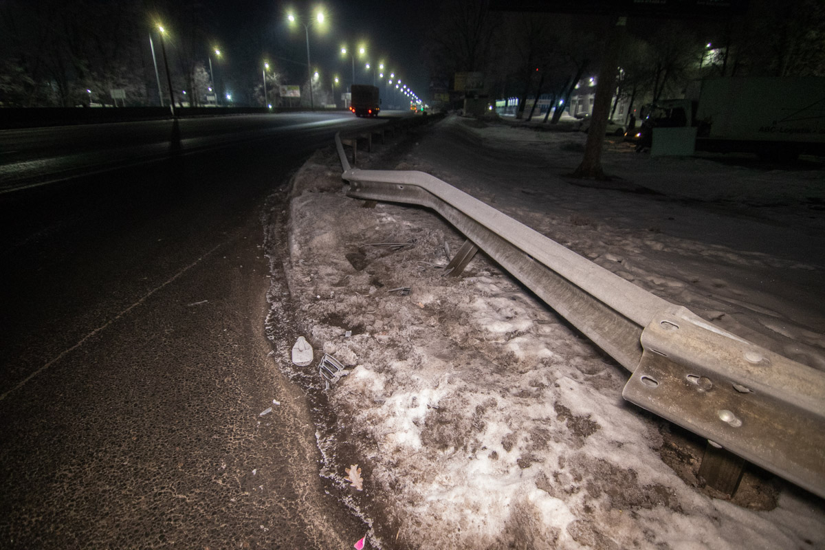 Связаться с владельцем авто, водителем которого был погибший, пока не удалось