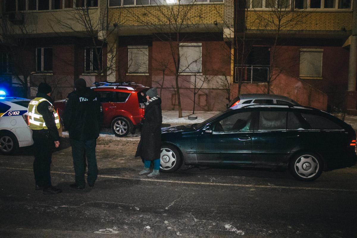 """Оказалось, что мужчина угнал машину из бокса и направлялся """"на поиски приключений"""""""