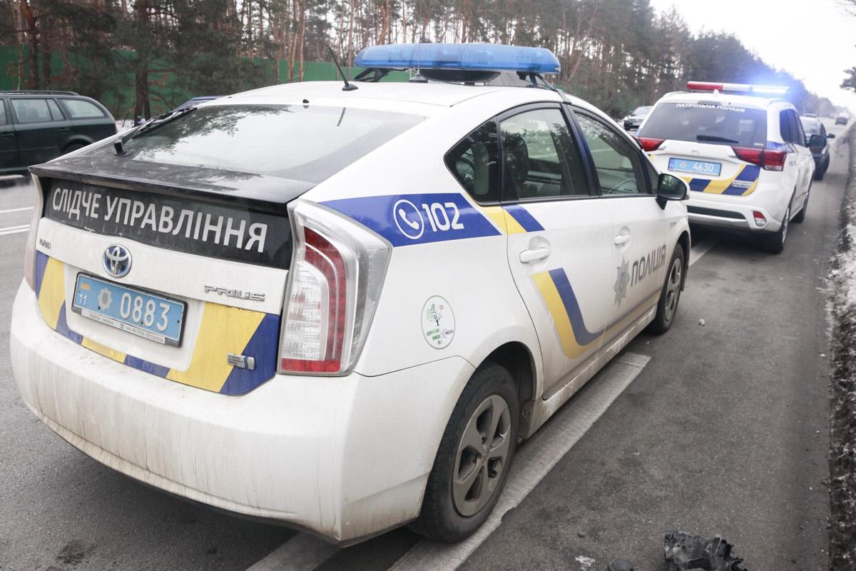 Правоохранители продолжают выяснять обстоятельства ДТП и устанавливают механизм аварии