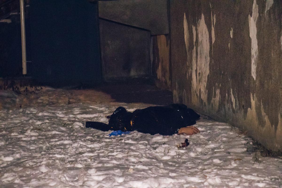Погибшим оказался студентом-иностранцем из Марокко