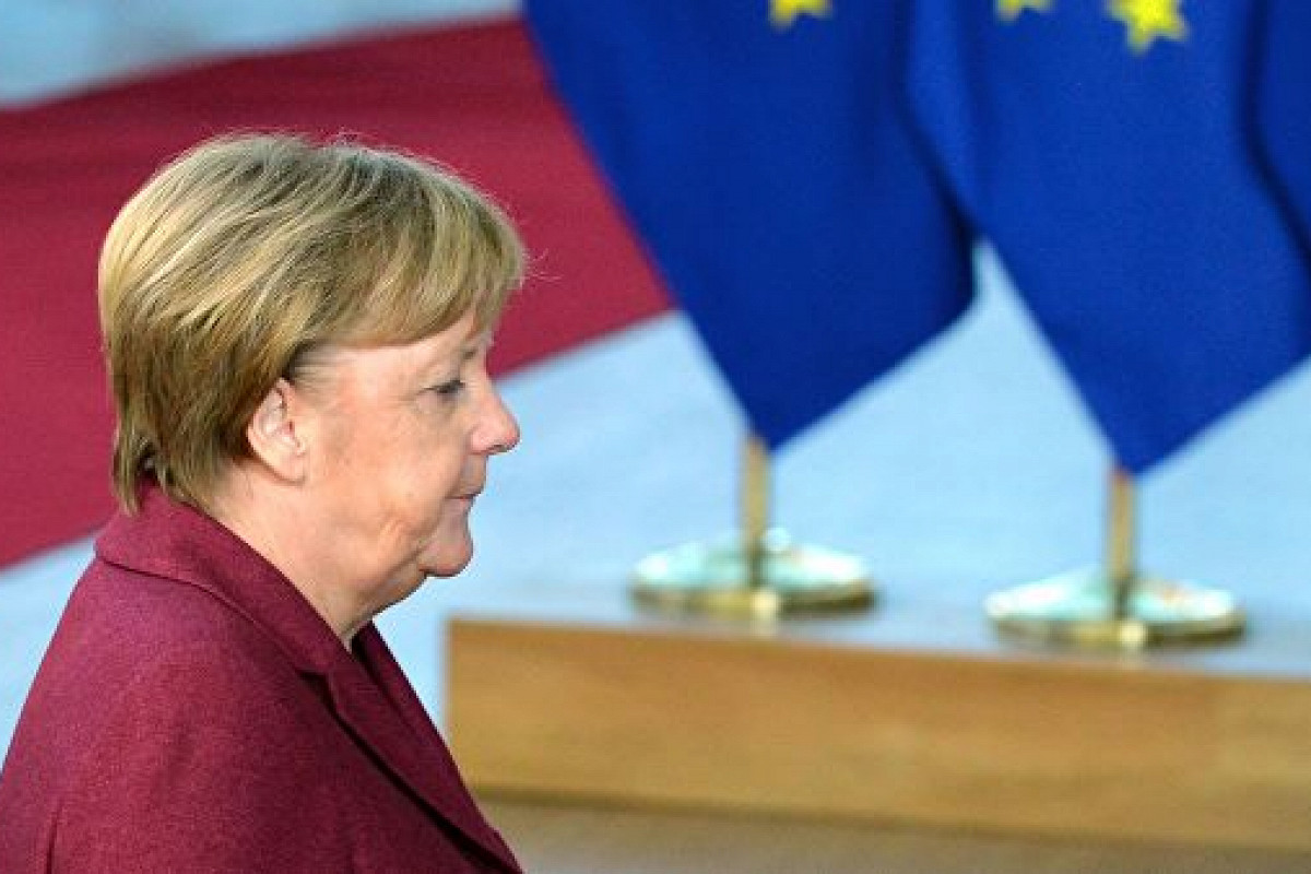 По слухам, хакеры добрались и до переписки Ангелы Меркель