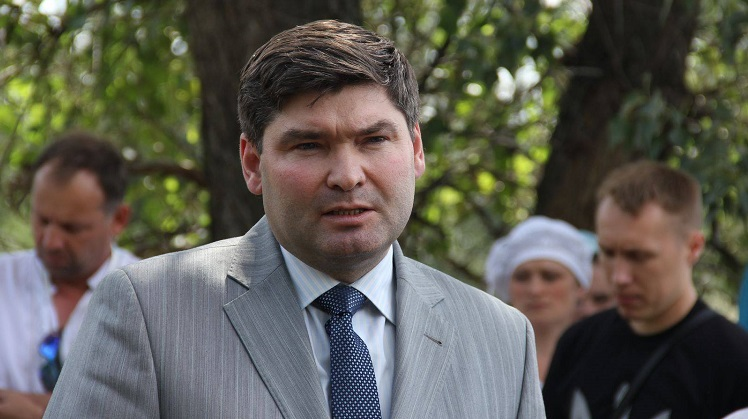 Заместитель председателя Луганской областной государственной администрации Юрий Клименко