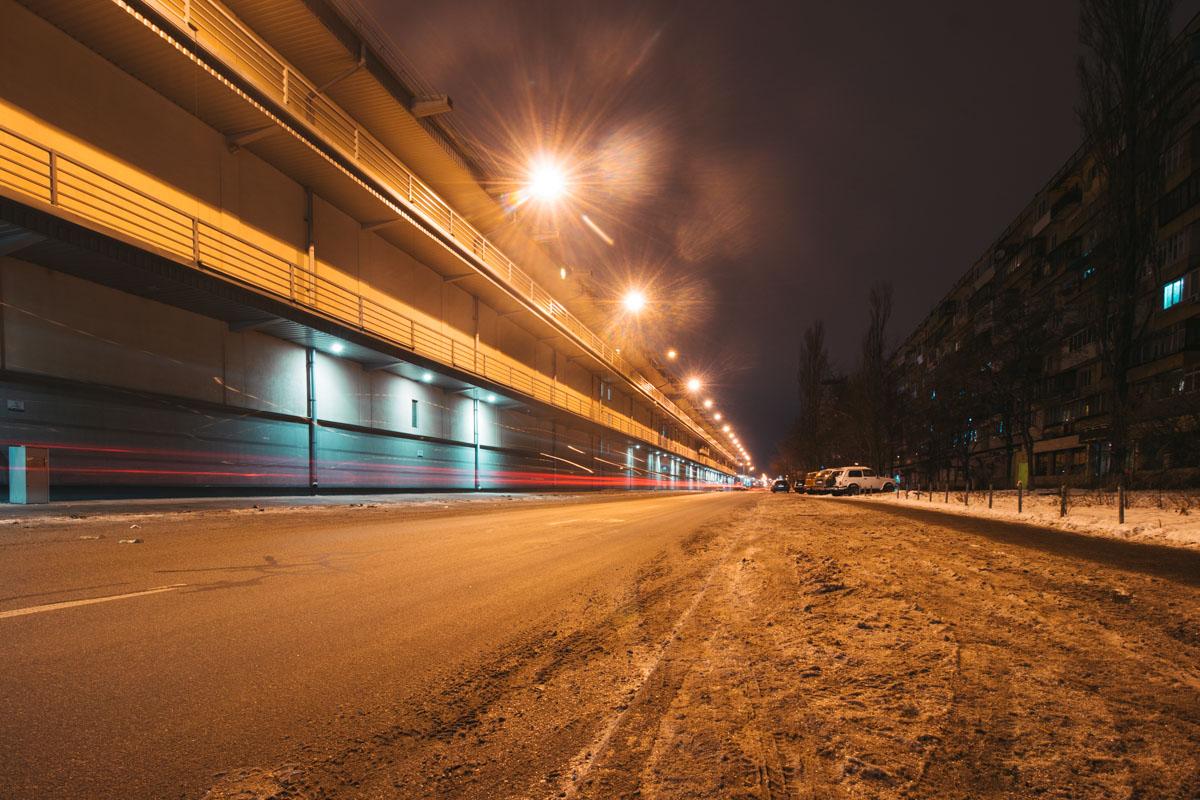 Оболонский проспект возник на рубеже 1960-х годов под рабочим названием Центральная городская улица №1