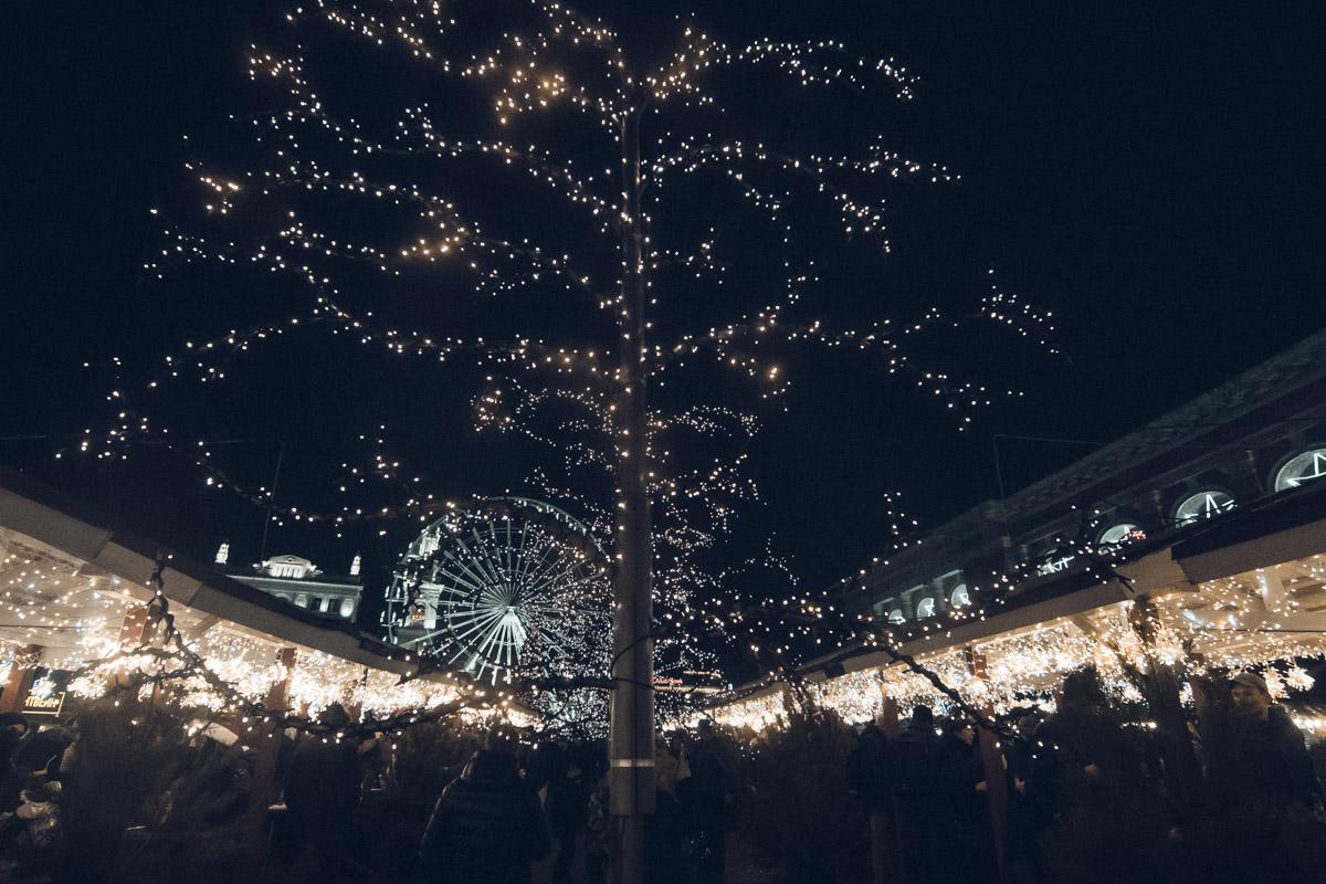Атмосфера праздника была настолько потрясающей, что ее, касалось, можно было потрогать руками