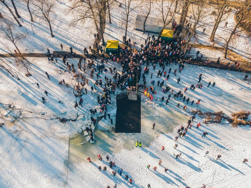 В этом году в Киеве будет 9 локаций