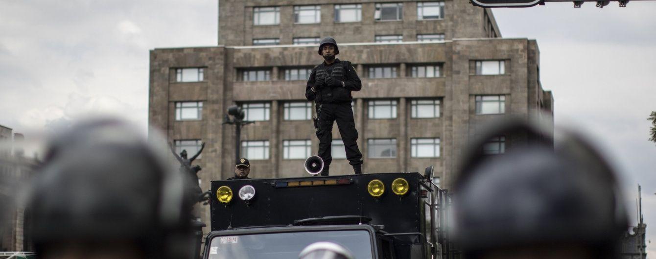 В результате перестрелки между конкурирующими картелями в Мексике погибли 24 человека