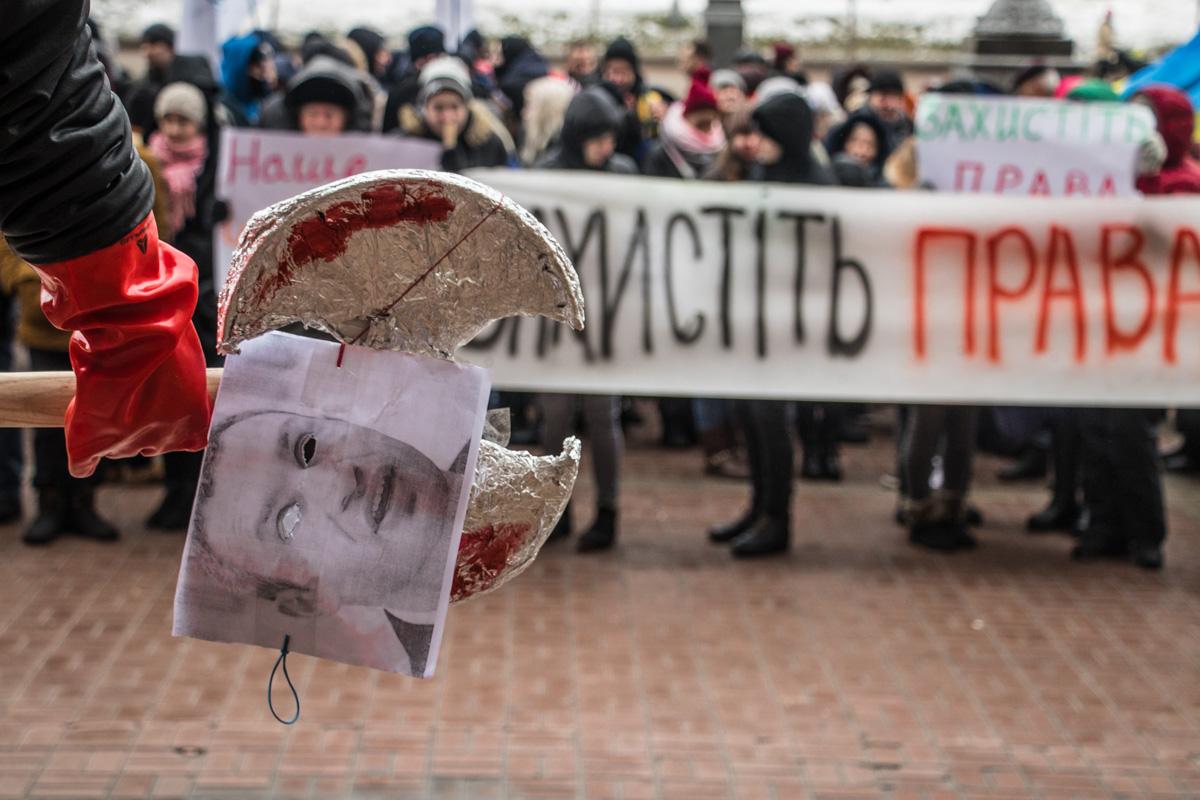 Главным виновником инвесторы считают мэра Виталия Кличко