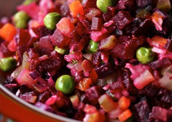 Винегрет - это тот салат, который никогда не будет лишним на праздничном столе