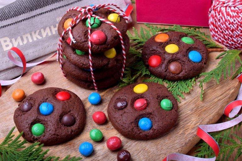 Красочное и праздничное печенье, которое оценят не только дети, но и взрослые