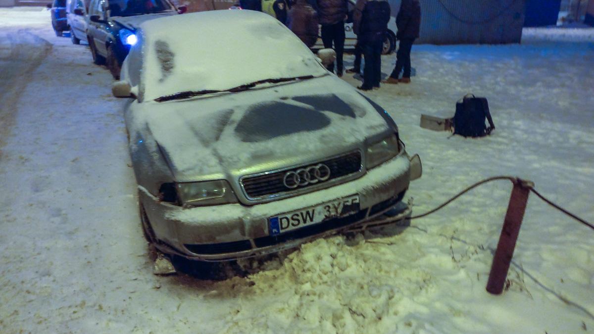 В Киеве задержали серийного вора
