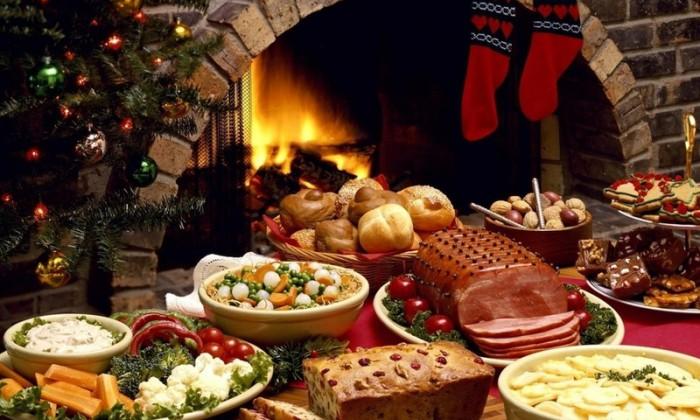 Праздничный стол должен быть изобильным, сытным и вкусным