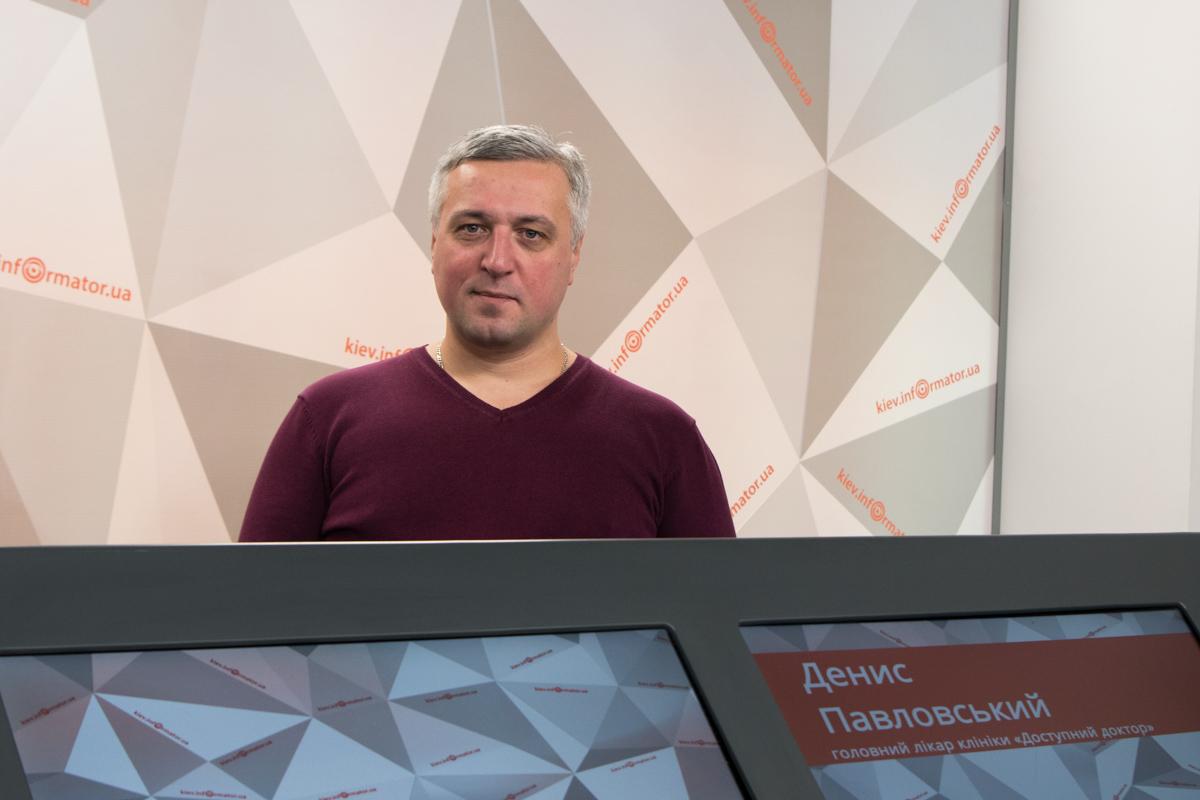 Свои рекомендации Информатору озвучилглавный врач клиники «Доступный доктор» Денис Павловский.