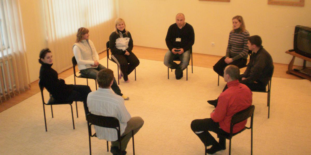 Психологические группы помощи и как они работают - главная тема семинара