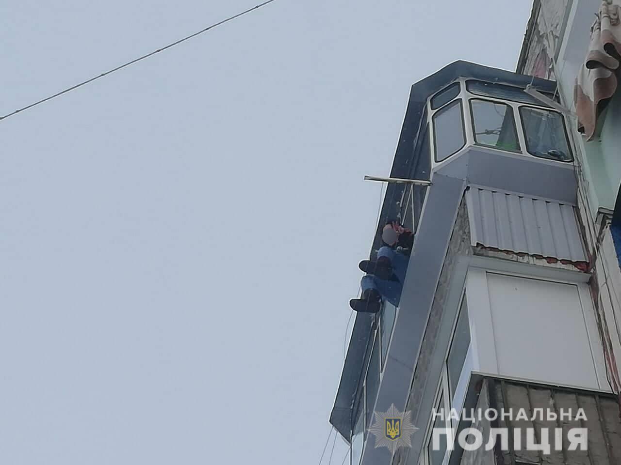 Под Киевом девушка сбежала из психиатрической больницы и пыталась свести счеты с жизнью