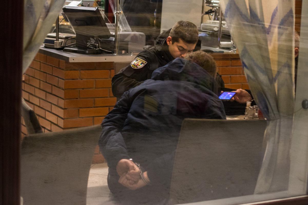 Правоохранители задержали нескольких участников конфликта, они были в состоянии алкогольного опьянения