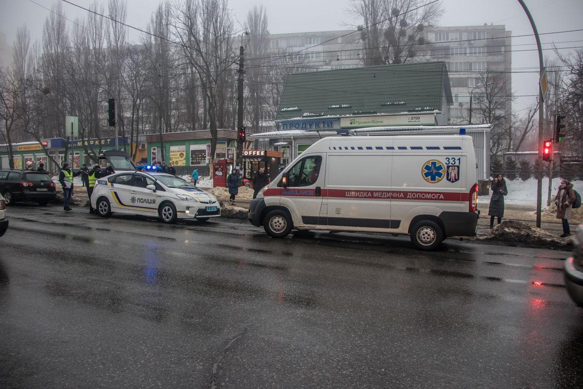 Пешеход погибла на месте