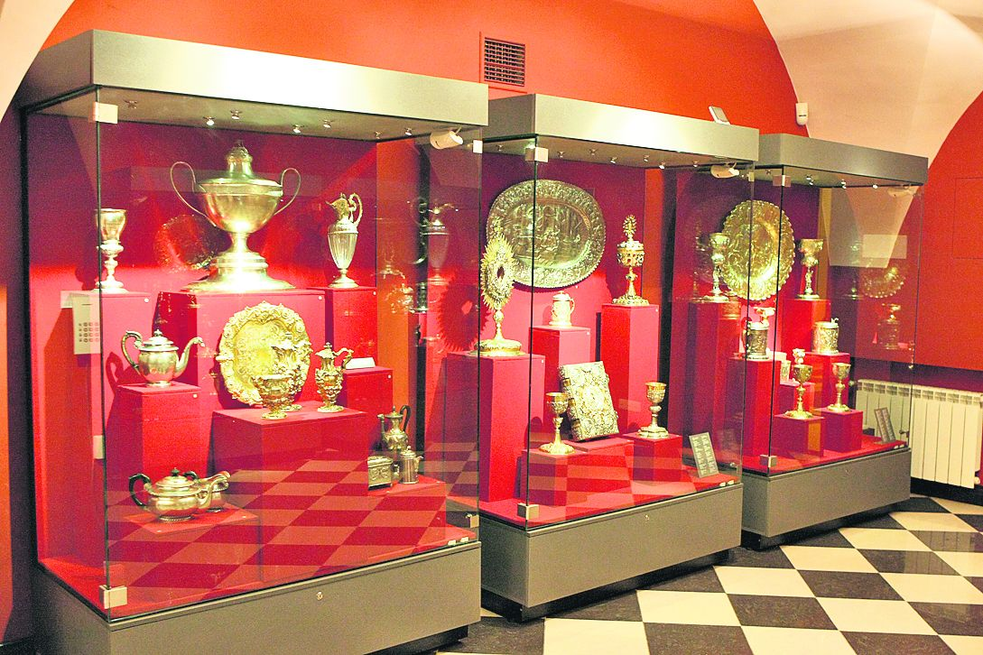 В юбилей музея у вас будет возможность посетить не только эту экспозицию