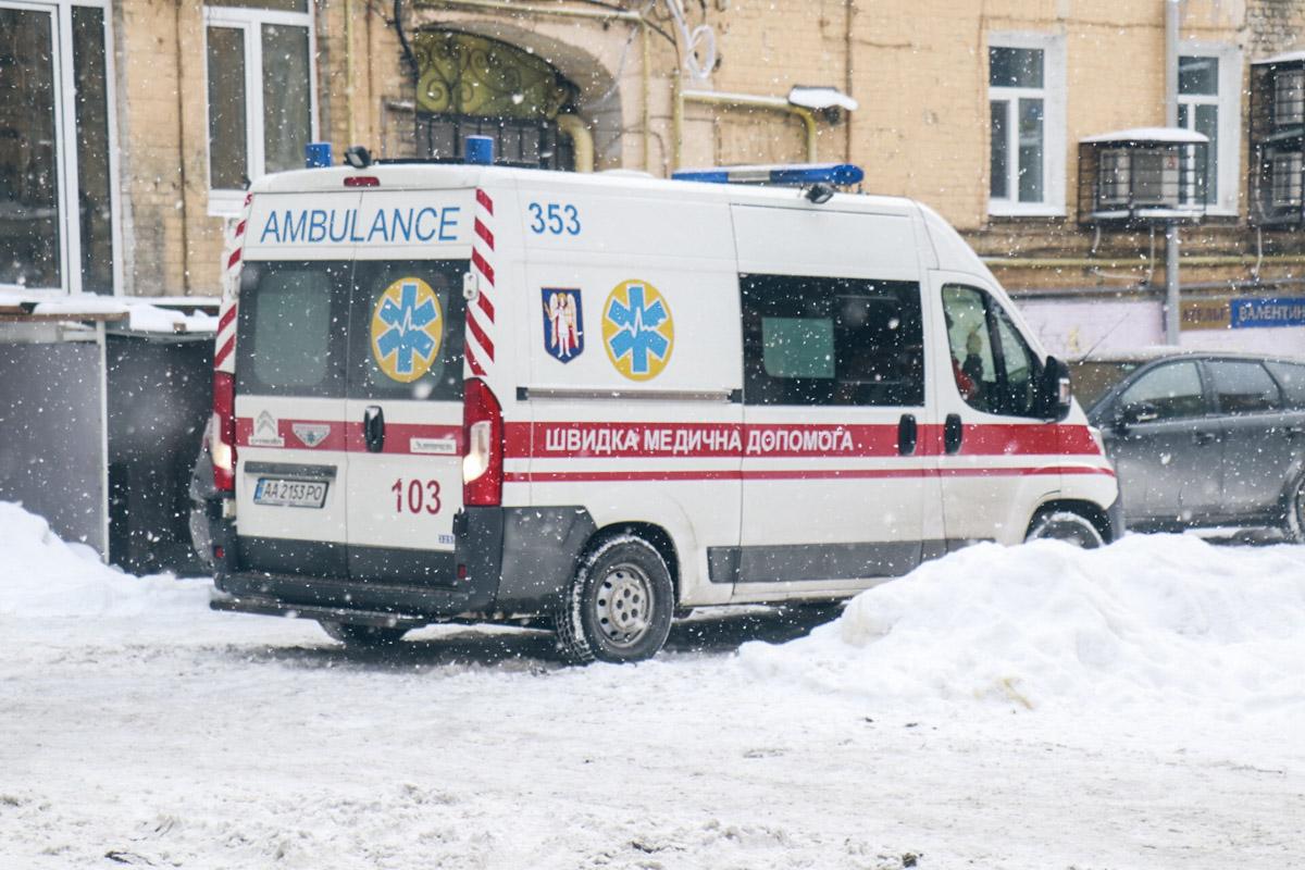 Прибывшая бригада медиков констатировала смерть