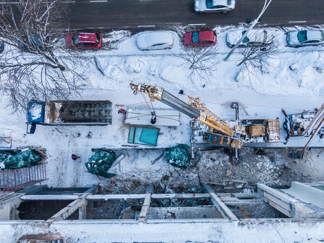 Печерская райгосадминистрация планирует открыть в здании четыре современных кинозала
