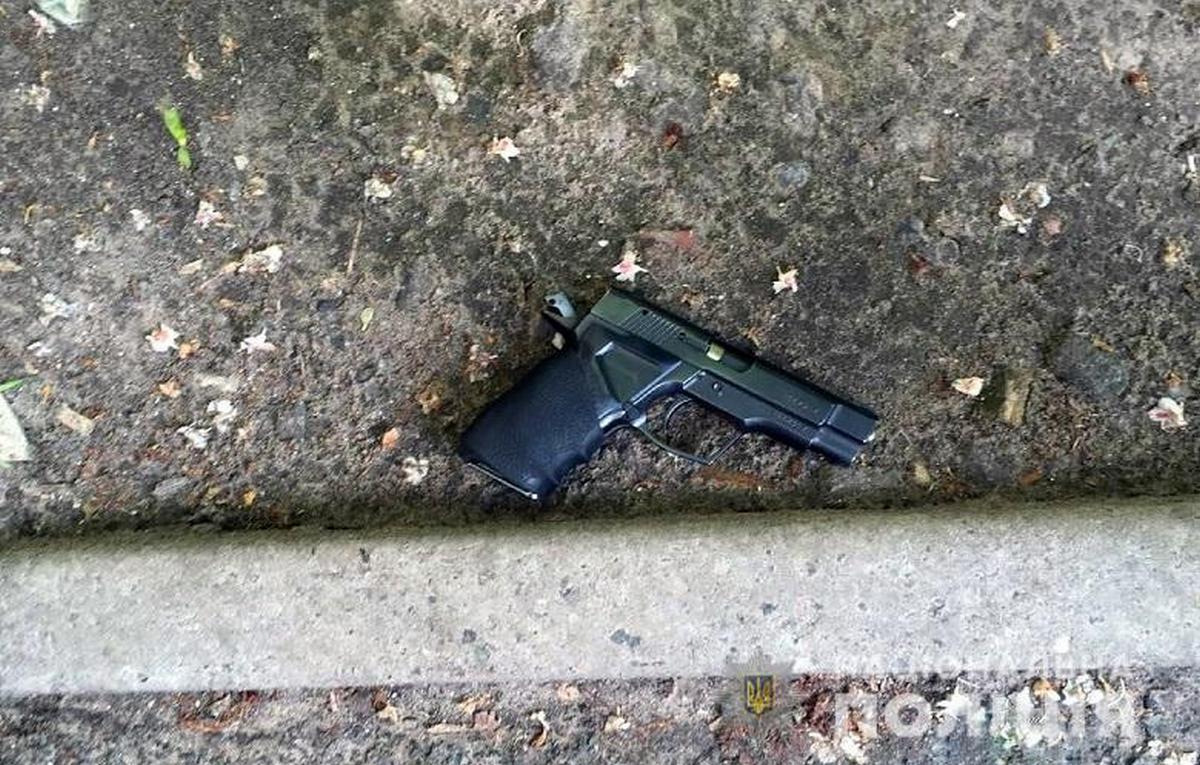 Во время побега подозреваемый стрелял в полицейских
