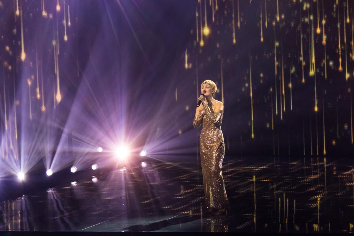 """Джамала сообщила, что ей не хватило легкости в исполнении песни """"Wow"""""""