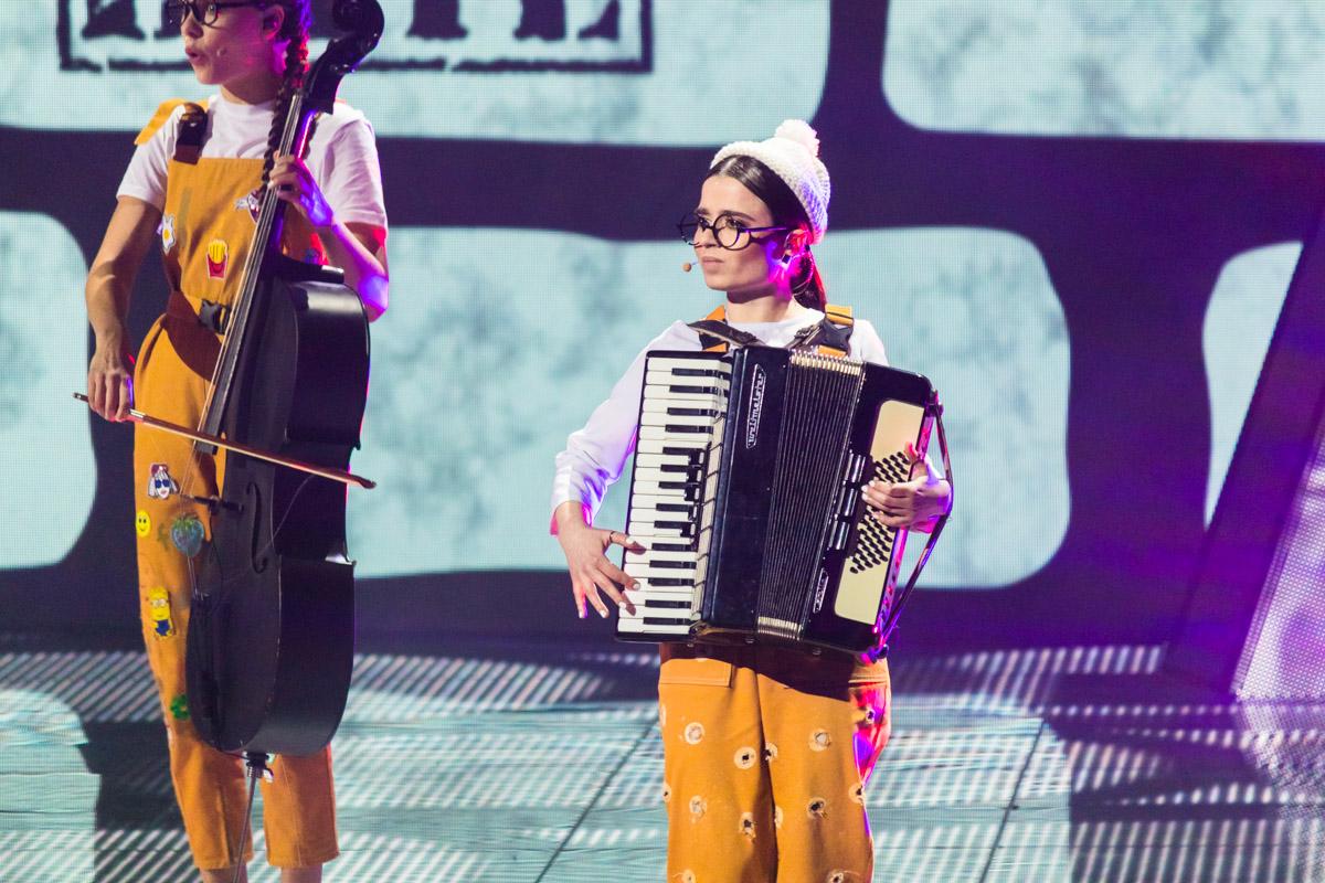 """Филатов назвал номер группы """"ЦеШо"""" самым """"смелым"""" номером из всех восьми"""