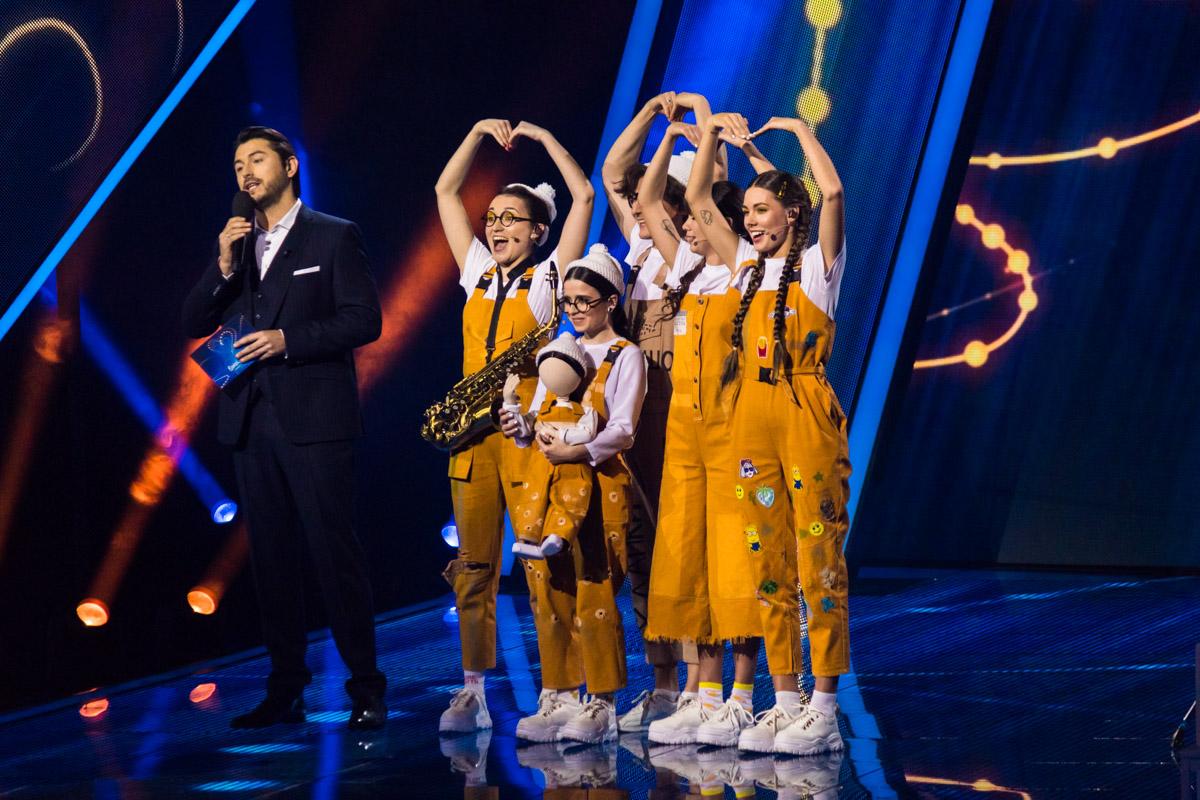 Первый полуфинал Нацотбора Евровидения-2019 уже состоялся