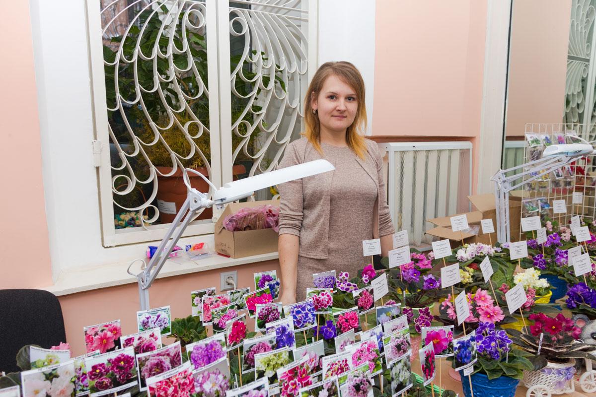 Выставка проходит в Доме природы на улице Рогнединской