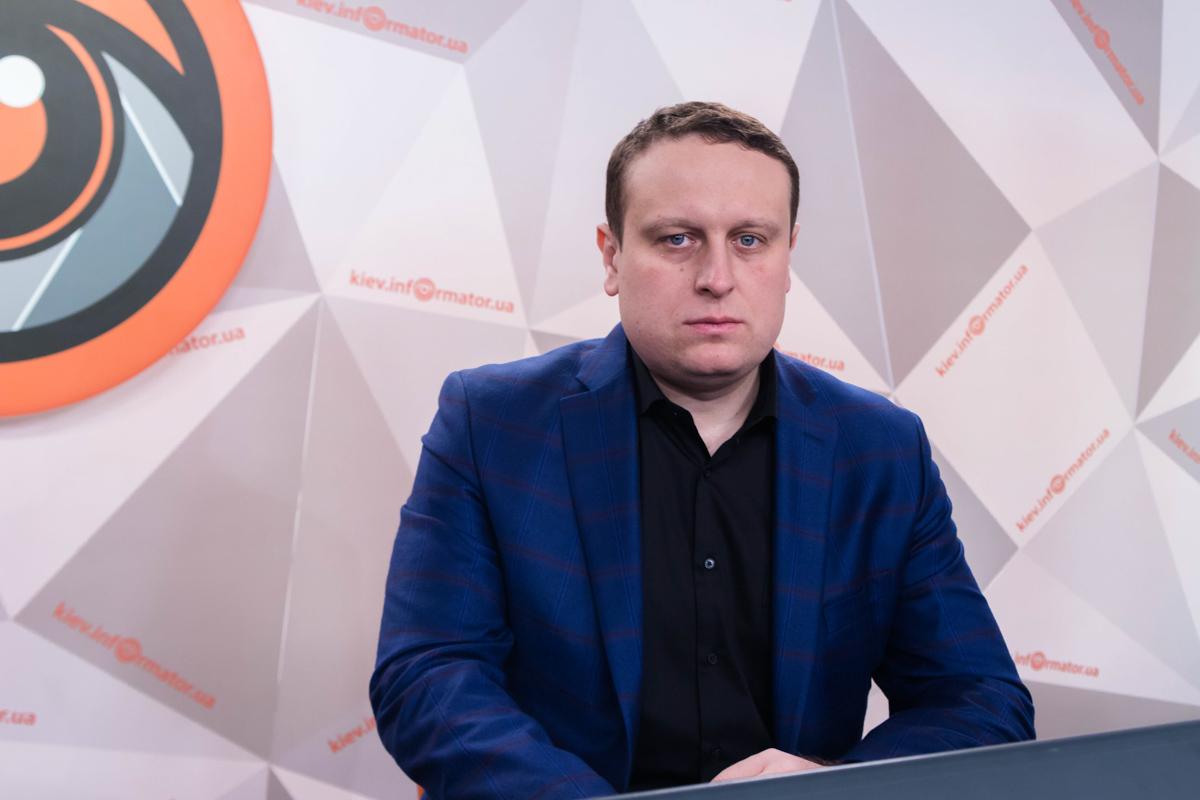 Правовед Алексей Гаевский