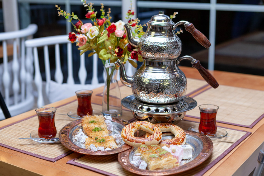 Новый ресторан на проспекте Победы придется по вкусу любителям турецкой кухни