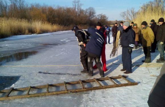 В Киеве на Борщаговке мужчина утонул в реке Лыбидь