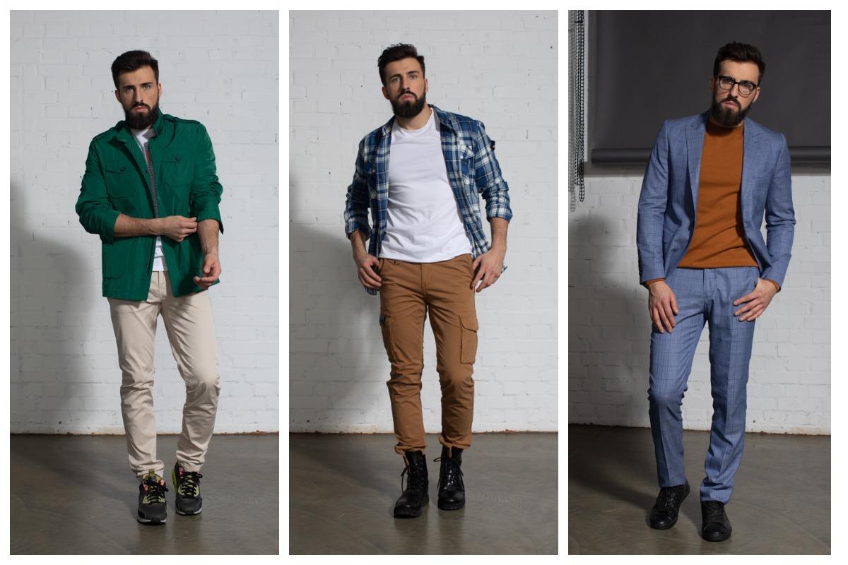 Джинсы с пиджаком - беспроигрышный вариант