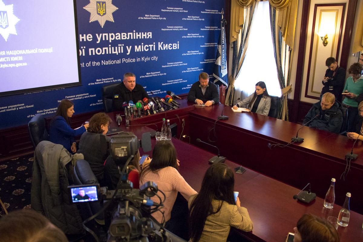 В полиции рассказали подробности столкновения с активистами у Подольского РУВД