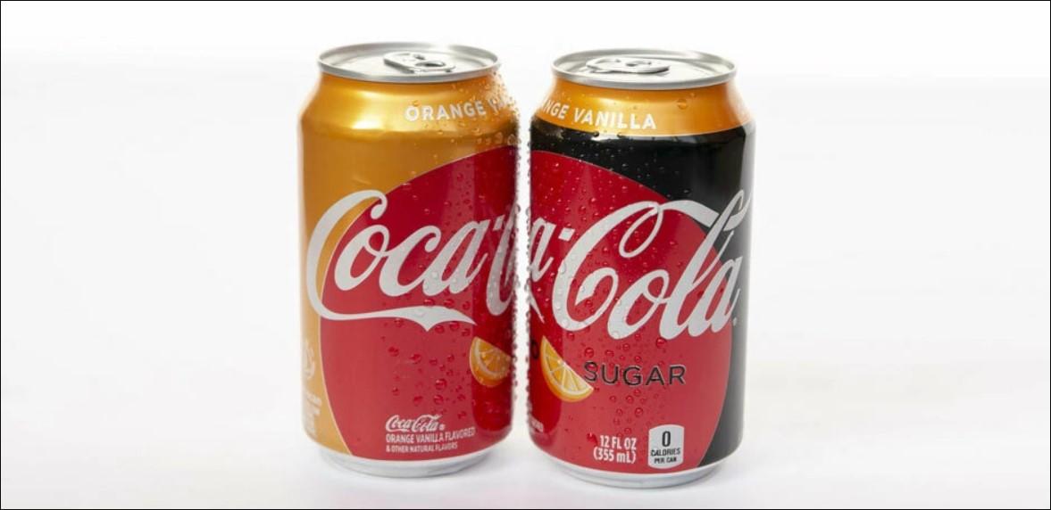 Новый вкус в линейке Coca-Cola появится впервые за 17 лет
