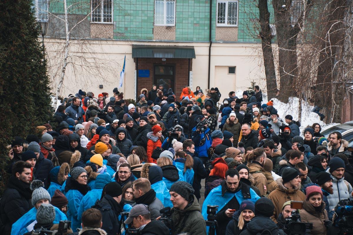 11 февраля в Киеве прошло заседание, на котором рассмотрели ходатайство об отмене отставки Ульяны Супрун