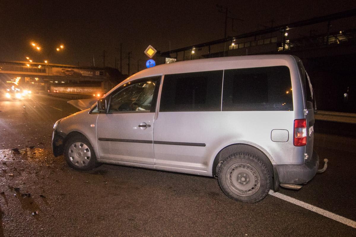 ВодительVolkswagen находился в состоянии алкогольного опьянения